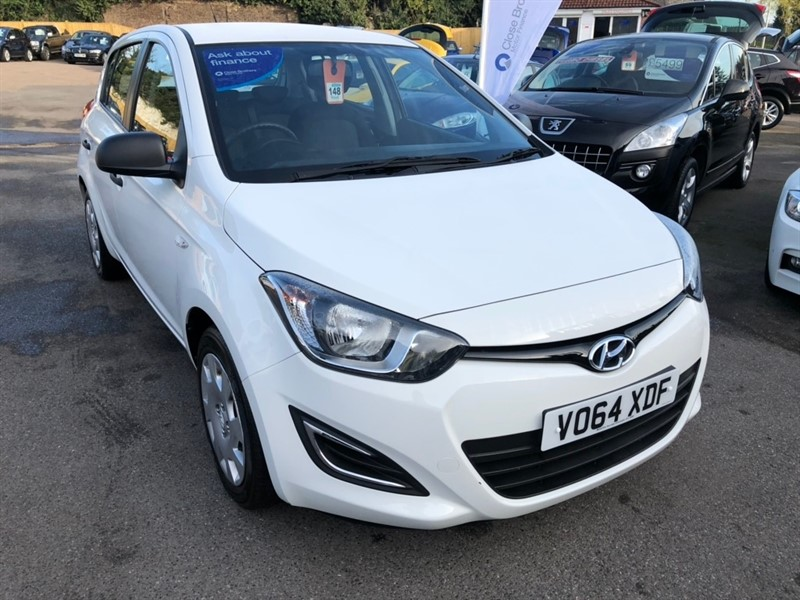 used Hyundai i20 1.2 Classic 5dr in rochester-kent