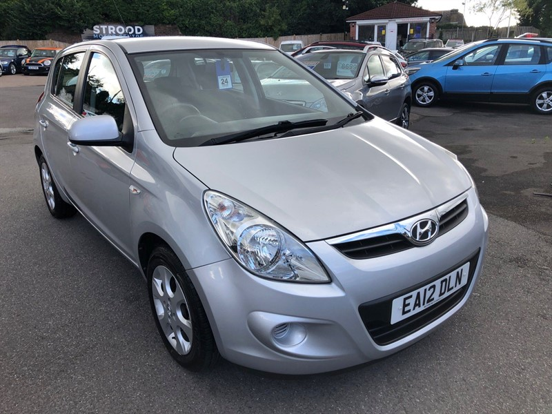 used Hyundai i20 1.2 Comfort in rochester-kent