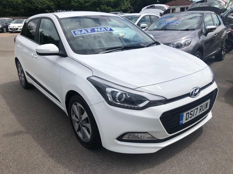 used Hyundai i20 T-GDi Premium Nav in rochester-kent