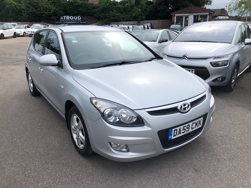 used Hyundai i30 Comfort Auto in rochester-kent