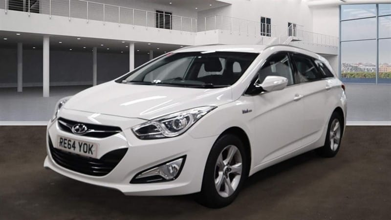 used Hyundai i40 Blue Drive Active in rochester-kent