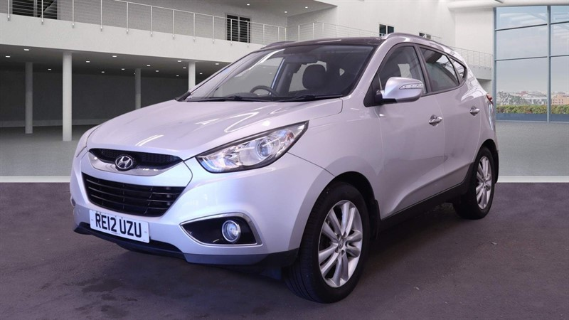 used Hyundai ix35 Premium 4WD in rochester-kent