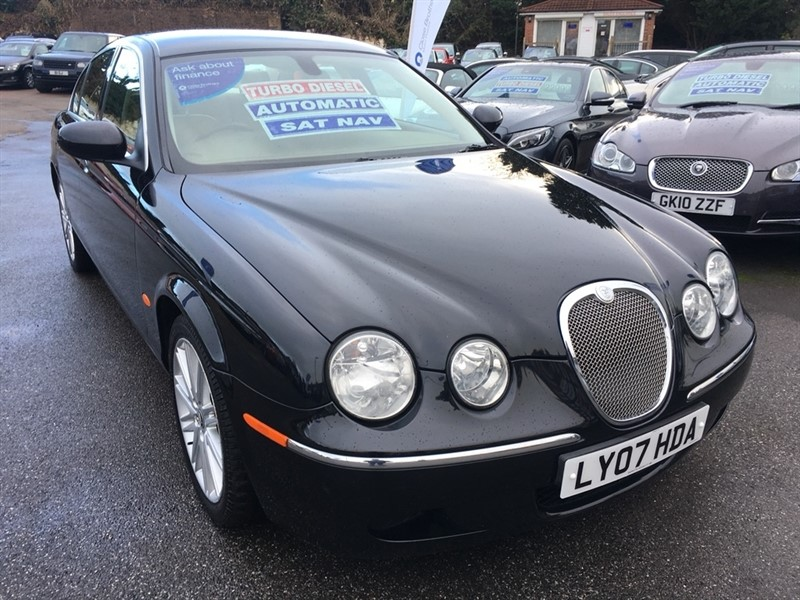 used Jaguar S-Type D V6 SE 4dr in rochester-kent
