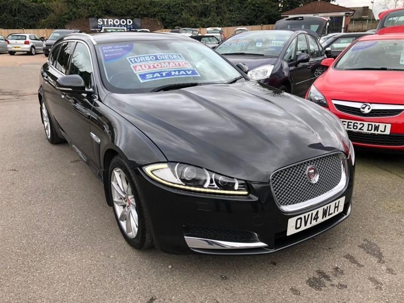used Jaguar XF Premium Luxury Sportbrake (s/s) in rochester-kent