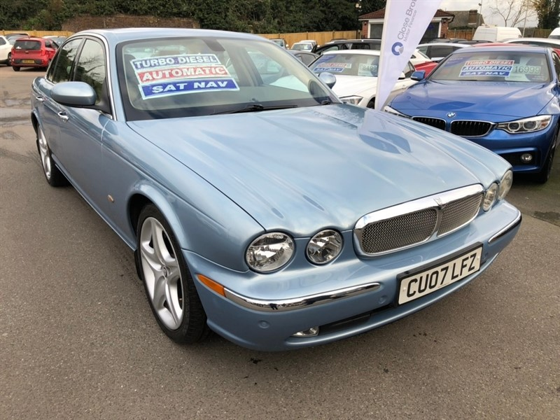 used Jaguar XJ TD Executive 4dr in rochester-kent