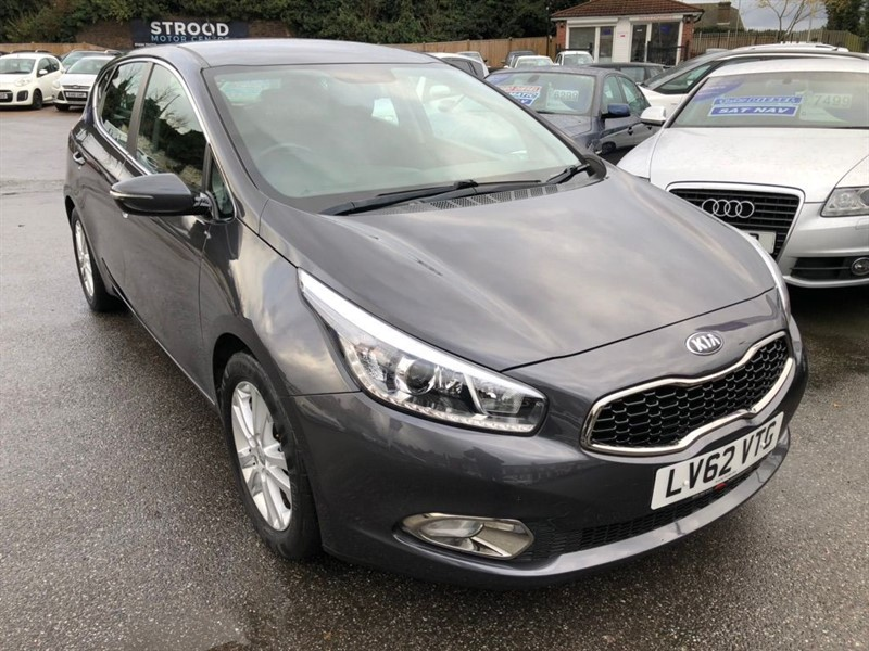 used Kia Ceed 2 5dr in rochester-kent