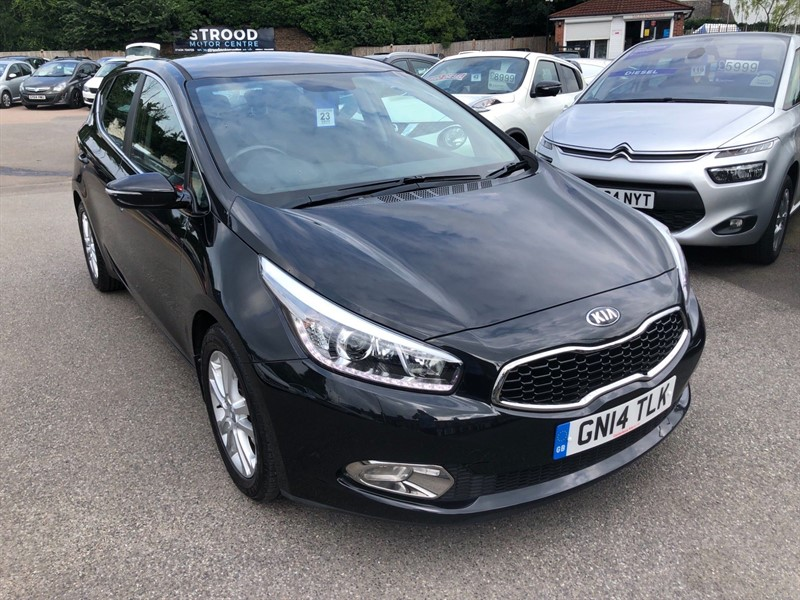 used Kia Ceed 2 in rochester-kent