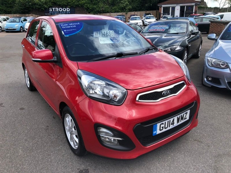 used Kia Picanto 1.25 EcoDynamics 2 in rochester-kent