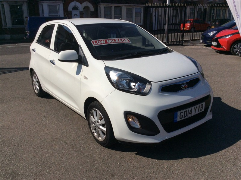 used Kia Picanto VR7 in rochester-kent