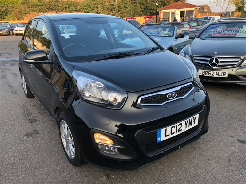 used Kia Picanto EcoDynamics 2 5dr in rochester-kent