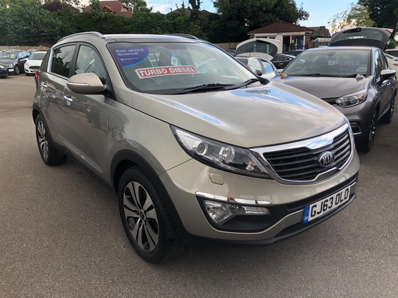 used Kia Sportage 3 2WD in rochester-kent