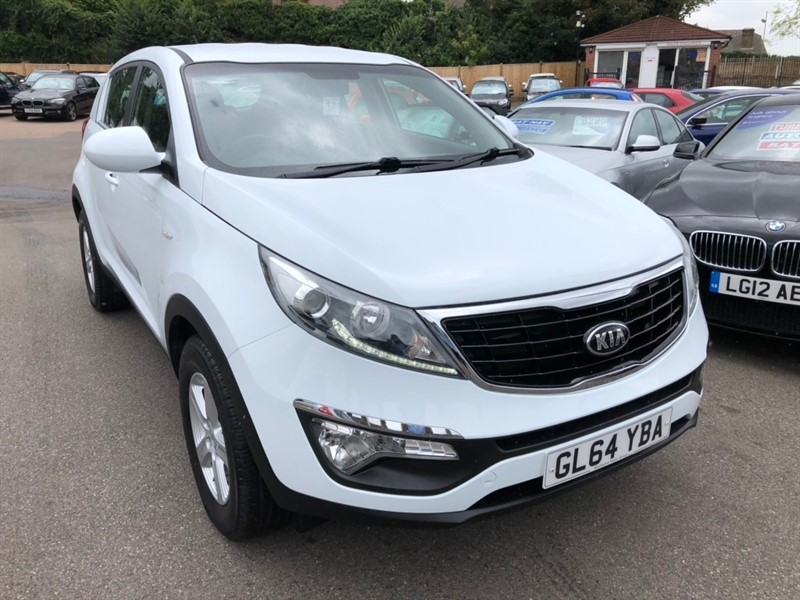 used Kia Sportage GDi 1 5dr in rochester-kent