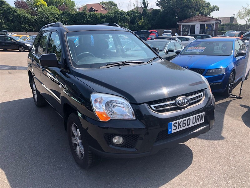 used Kia Sportage XE 2WD in rochester-kent
