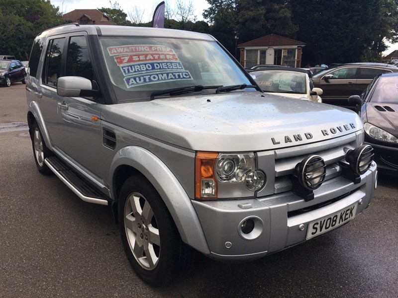 used Land Rover Discovery 3 TD V6 HSE 5dr in rochester-kent