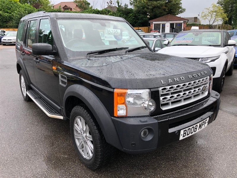 used Land Rover Discovery 3 TD V6 SE 5dr in rochester-kent