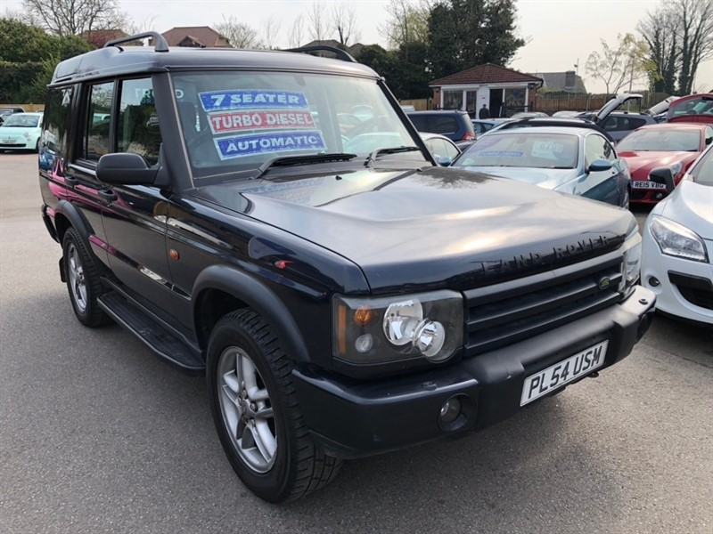 used Land Rover Discovery TD5 Landmark 5dr (7 Seats) in rochester-kent