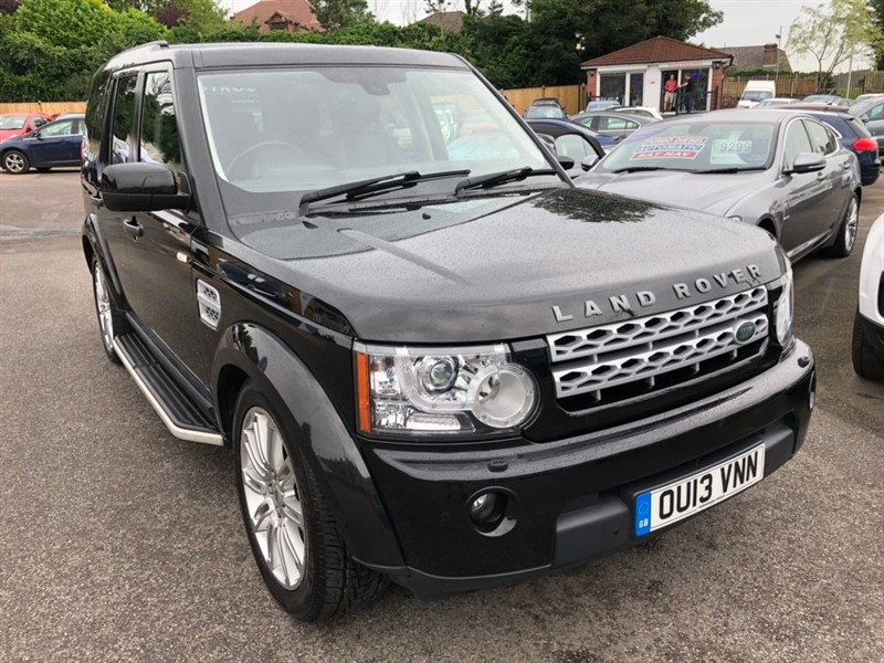 used Land Rover Discovery 4 SD V6 HSE 5dr in rochester-kent