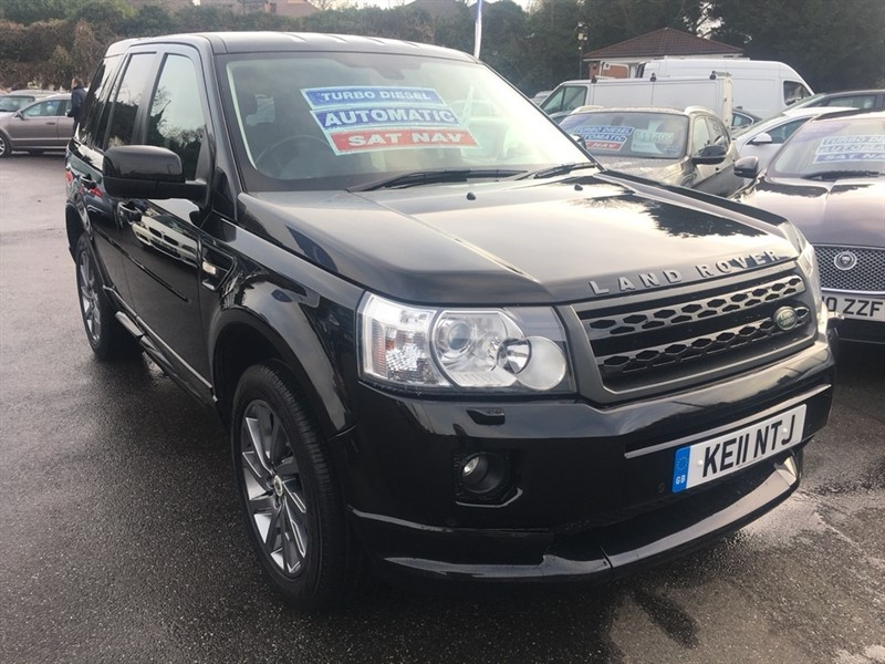 used Land Rover Freelander 2 SD4 Sport LE 4X4 5dr in rochester-kent