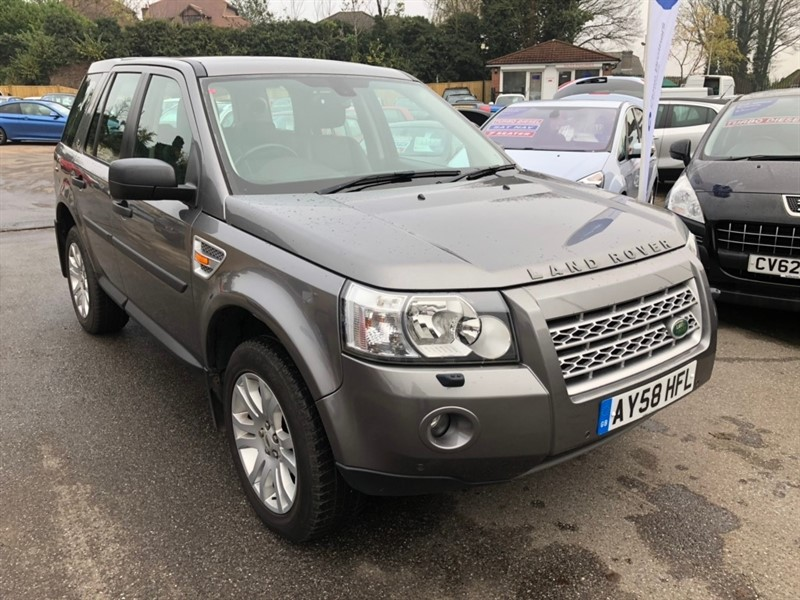 used Land Rover Freelander 2 TD4 HSE 5dr in rochester-kent