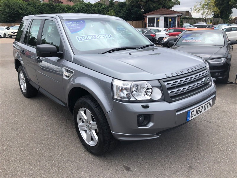 used Land Rover Freelander 2 TD4 GS 4X4 in rochester-kent