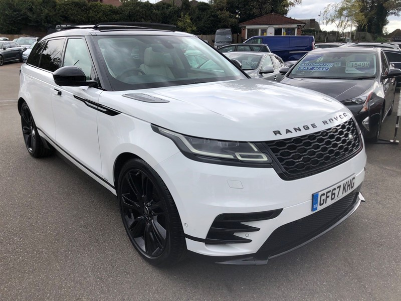 used Land Rover Range Rover Velar D300 R-Dynamic HSE Auto 4WD (s/s) in rochester-kent