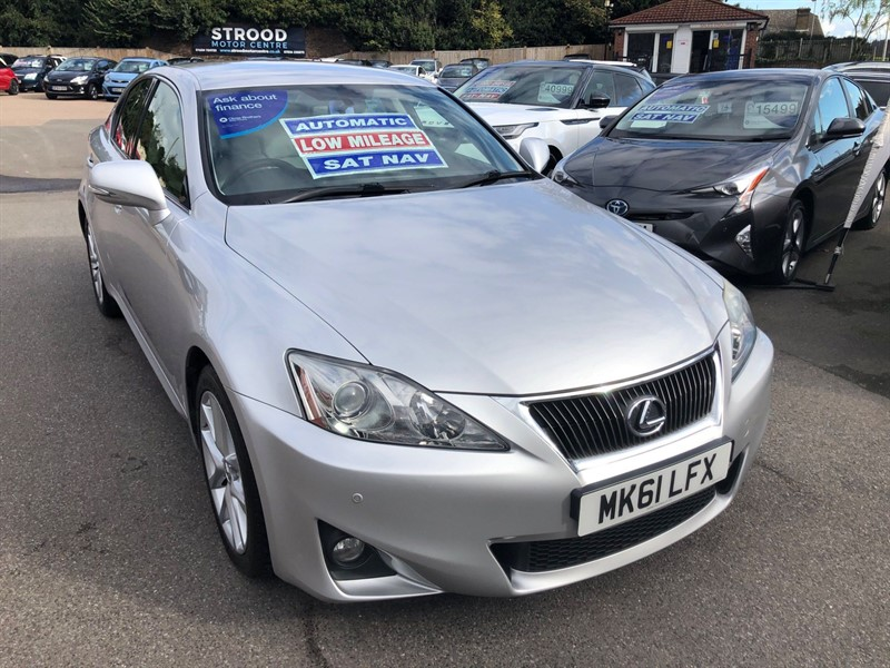 used Lexus IS 250 Advance in rochester-kent