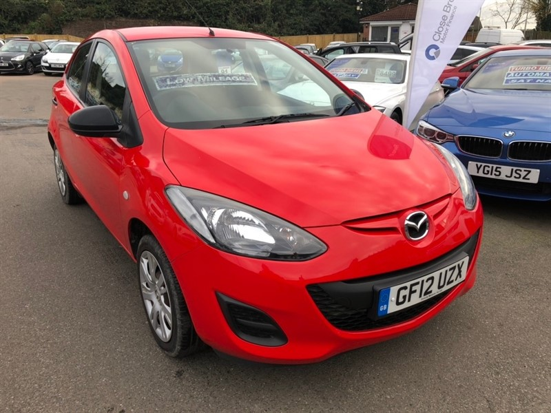 used Mazda Mazda2 1.3 TS 5dr (a/c) in rochester-kent