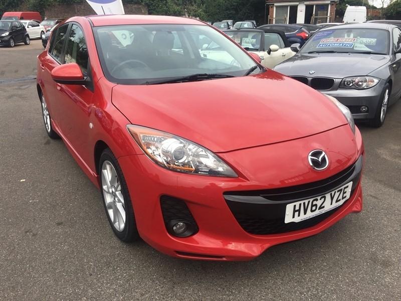 used Mazda Mazda3 TD Tamura 5dr in rochester-kent