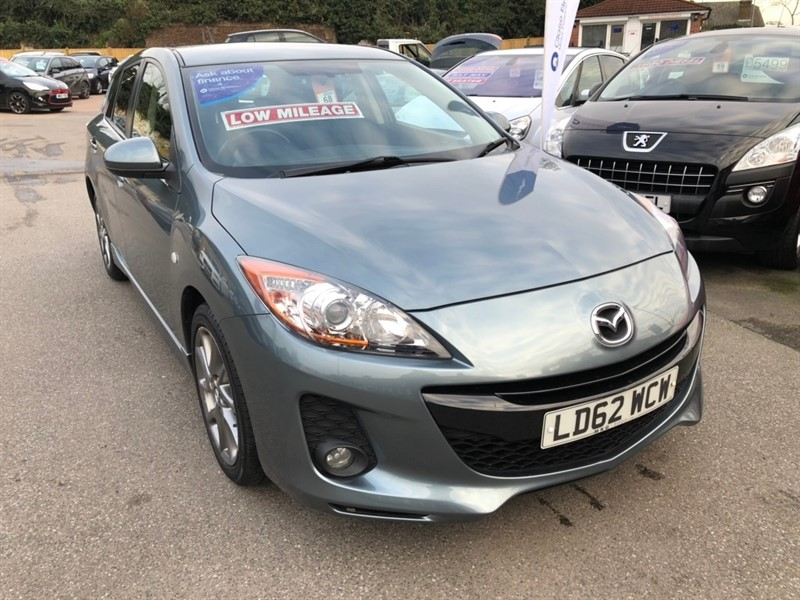 used Mazda Mazda3 Venture 5dr in rochester-kent