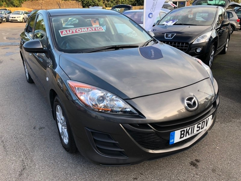 used Mazda Mazda3 TS 5dr in rochester-kent