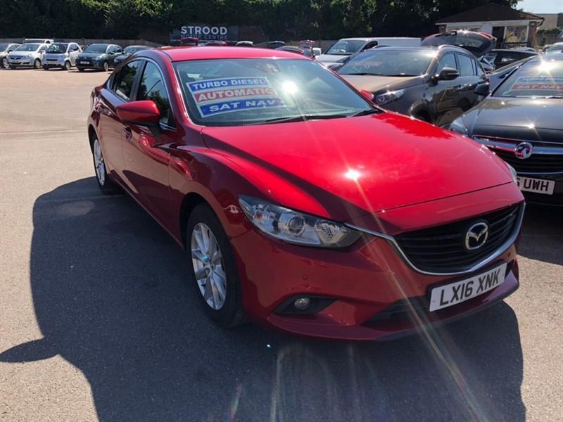 used Mazda Mazda6 SKYACTIV-D SE-L Nav in rochester-kent