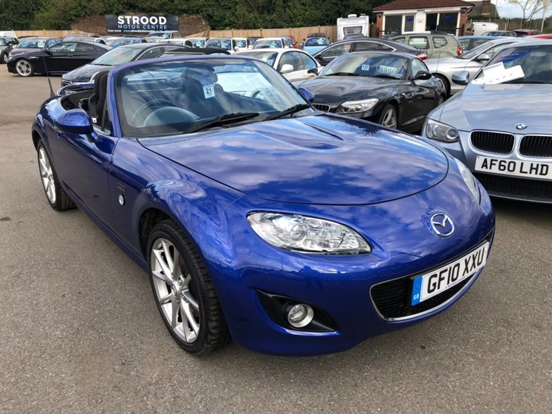 used Mazda MX-5 20th Anniversary Limited Edition in rochester-kent