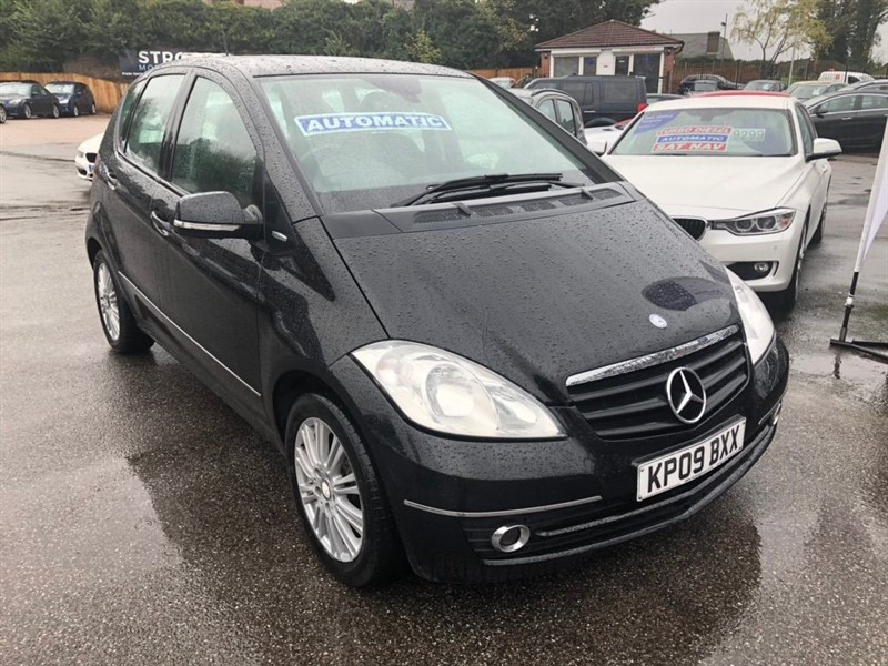 used Mercedes A150 A Class Elegance SE CVT 5dr in rochester-kent