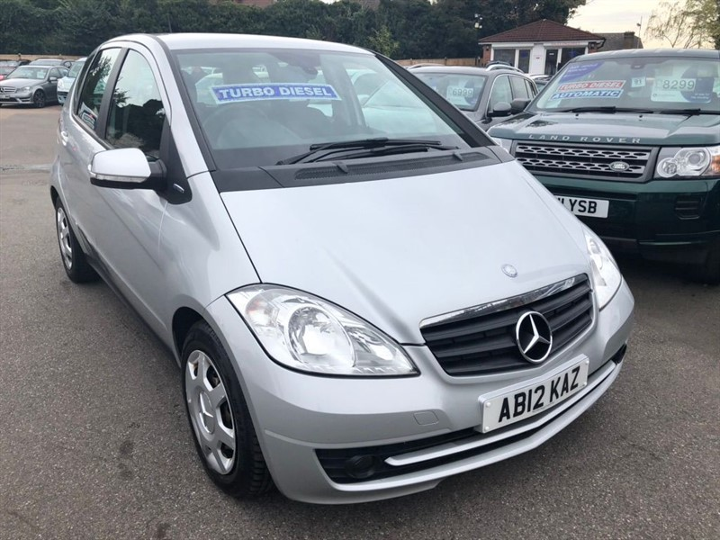 used Mercedes A160 A Class CDI BlueEFFICIENCY Classic SE 5dr in rochester-kent
