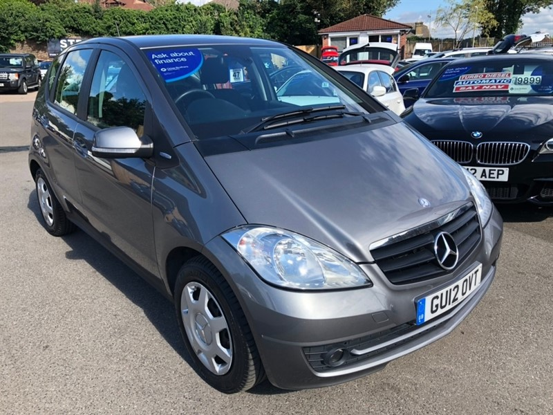 used Mercedes A160 A Class BlueEFFICIENCY Classic SE 5dr in rochester-kent