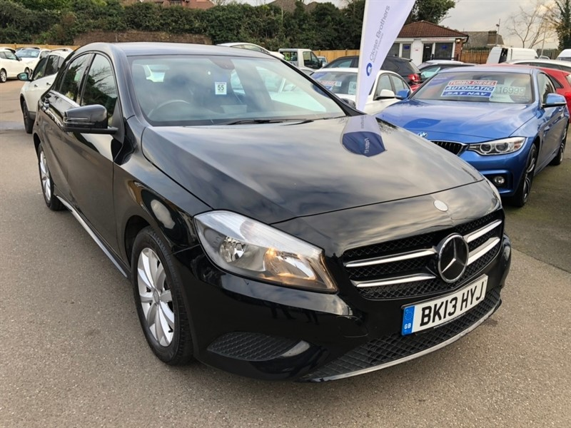 used Mercedes A180 CDI A Class BlueEFFICIENCY SE 5dr in rochester-kent