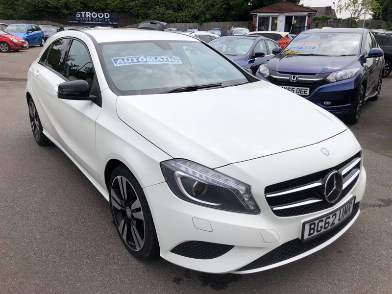 used Mercedes A180 BlueEFFICIENCY Sport 7G-DCT in rochester-kent