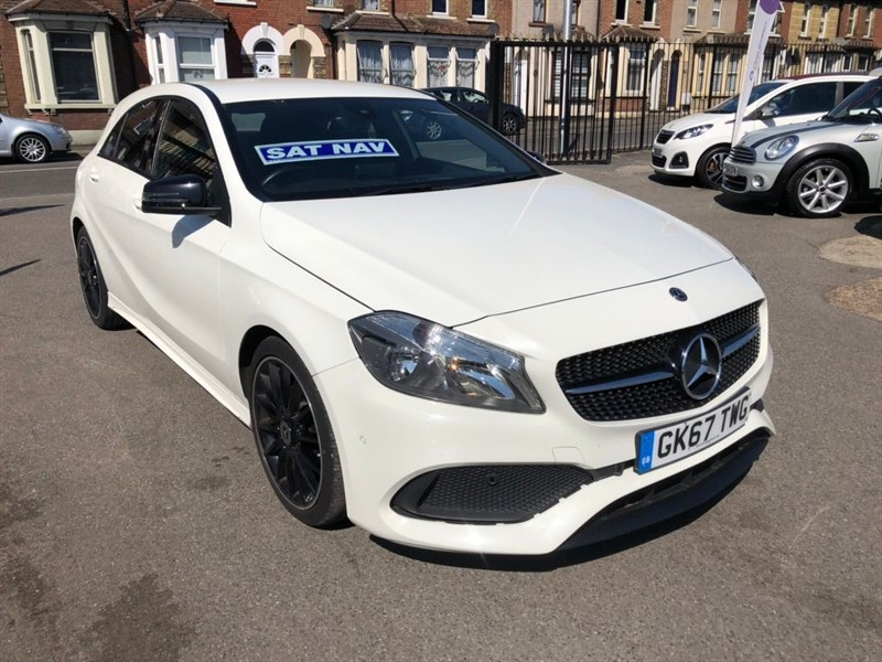 used Mercedes A180 AMG Line (Executive) (s/s) in rochester-kent