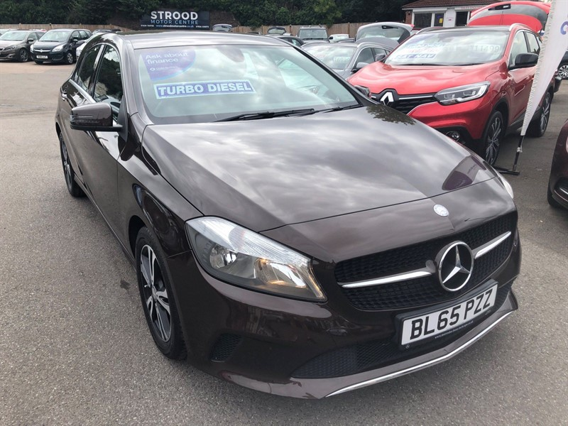 used Mercedes A180d SE (s/s) in rochester-kent