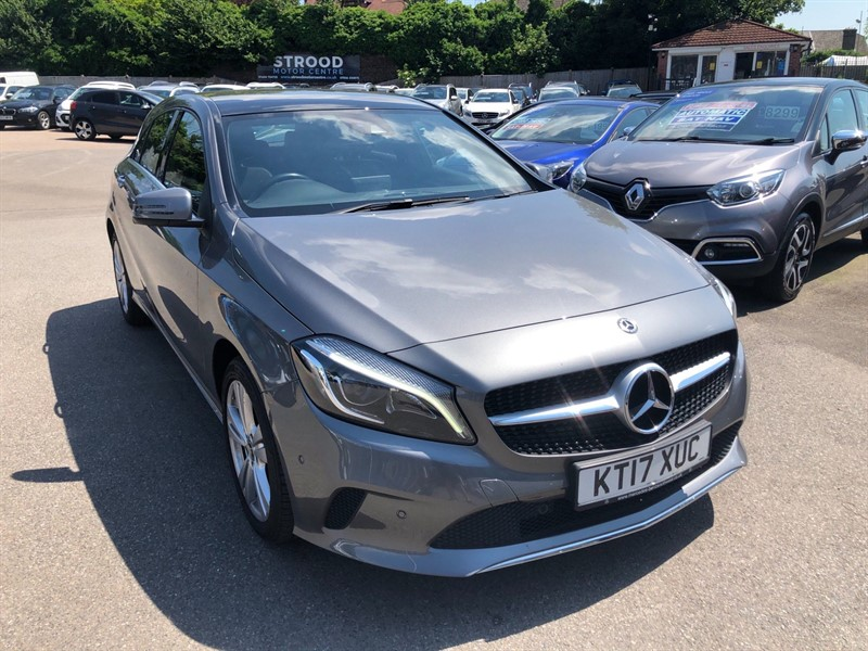 used Mercedes A200 d Sport (Premium Plus) 7G-DCT (s/s) in rochester-kent