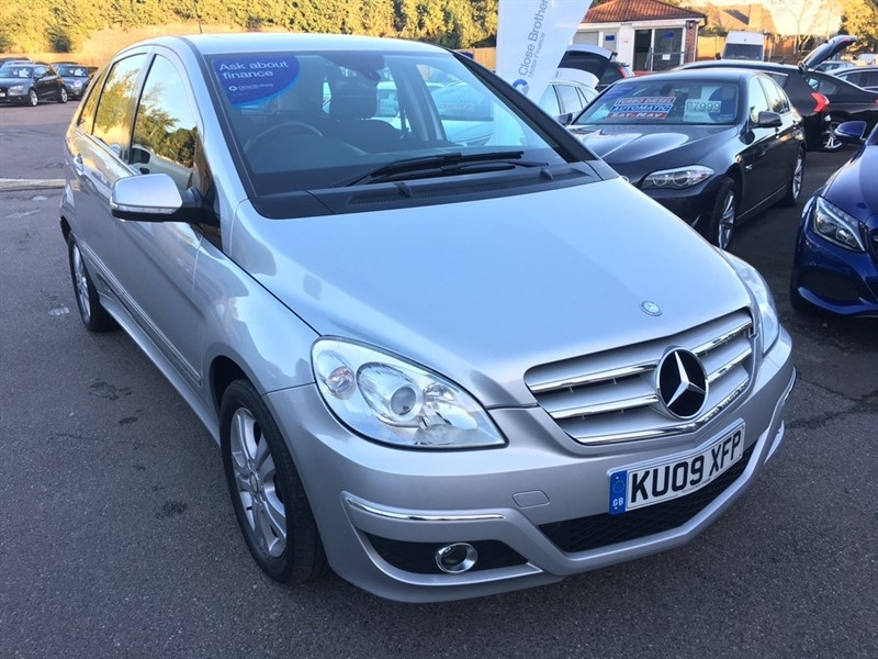 used Mercedes B170 B Class SE 5dr in rochester-kent