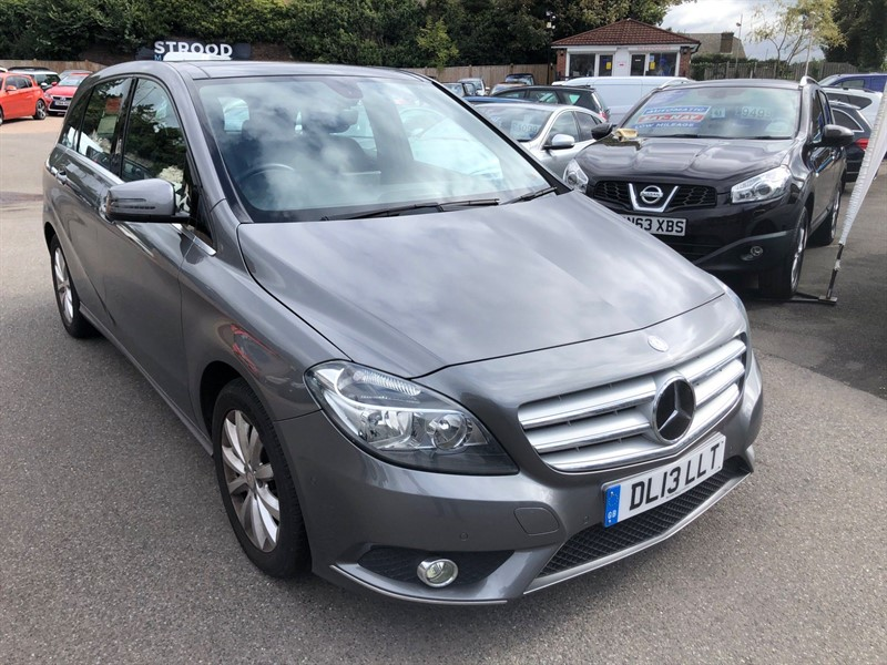 used Mercedes B180 CDI SE in rochester-kent