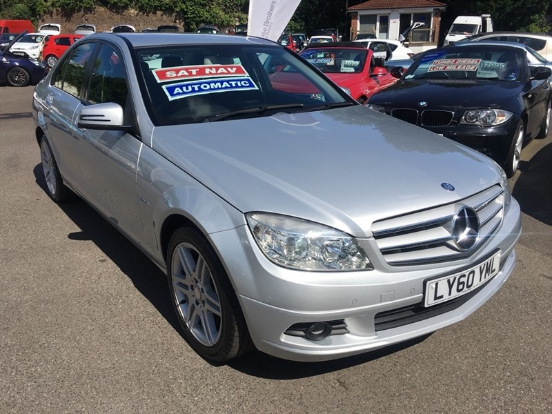 used Mercedes C180 C Class BlueEFFICIENCY SE (Executive) 4dr in rochester-kent