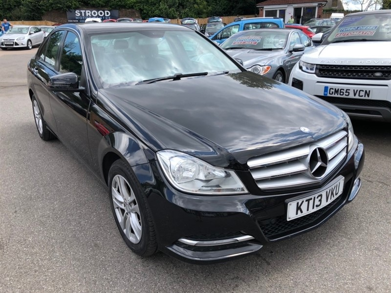 used Mercedes C200 C Class CDI SE (Executive) 7G-Tronic Plus 4dr in rochester-kent
