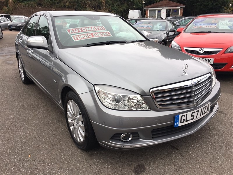 used Mercedes C220 C Class CDI Elegance 4dr in rochester-kent