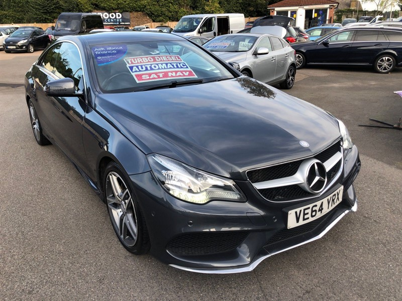 used Mercedes E250 CDI AMG Line 7G-Tronic Plus in rochester-kent