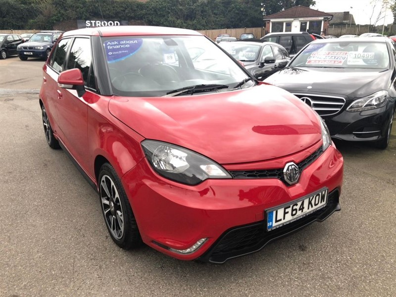 used MG 3 VTi-TECH 3Style in rochester-kent