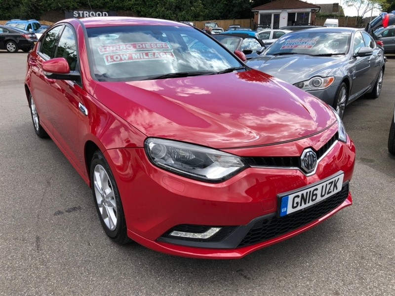used MG  MG6 1.9 DTi-Tech GT TL (s/s) 5dr in rochester-kent