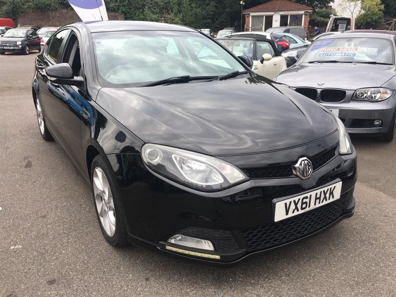 used MG  MG6 TCi GT S 5dr in rochester-kent