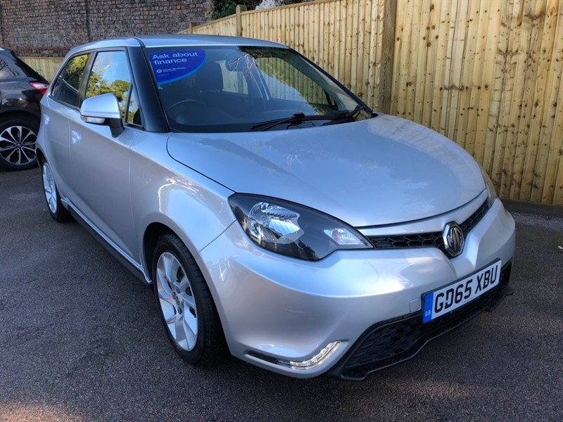 used MG  MG3 VTi-TECH 3Form Sport 5dr in rochester-kent